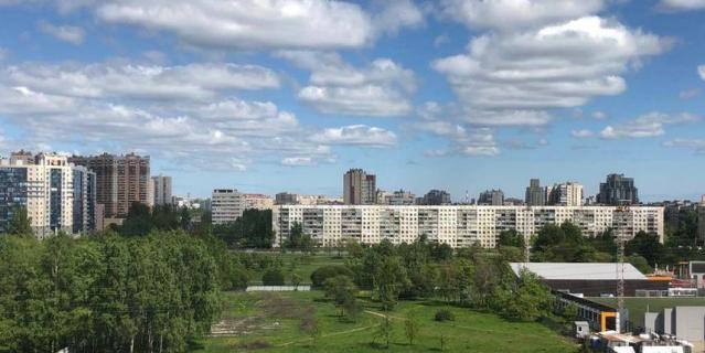 Муринский парк.
