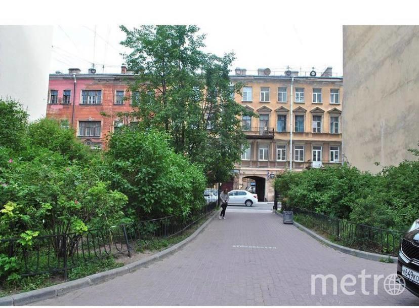 Сквер в Кузнечном. Фото instagram.