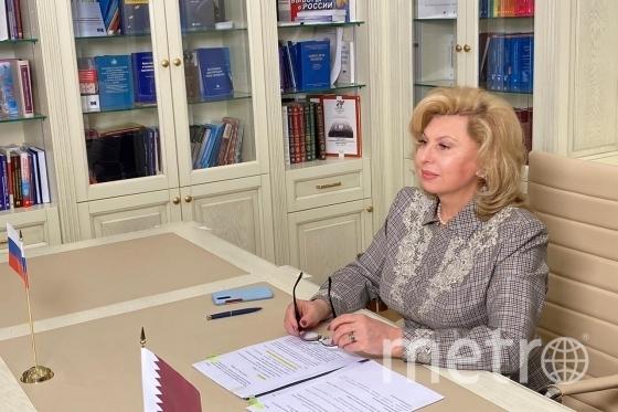 Татьяна Москалькова. Фото https://ombudsmanrf.org/