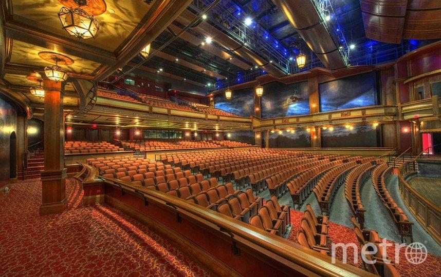 В театрах Петербурга появятся спектакли с сурдопереводом. Фото Pixabay