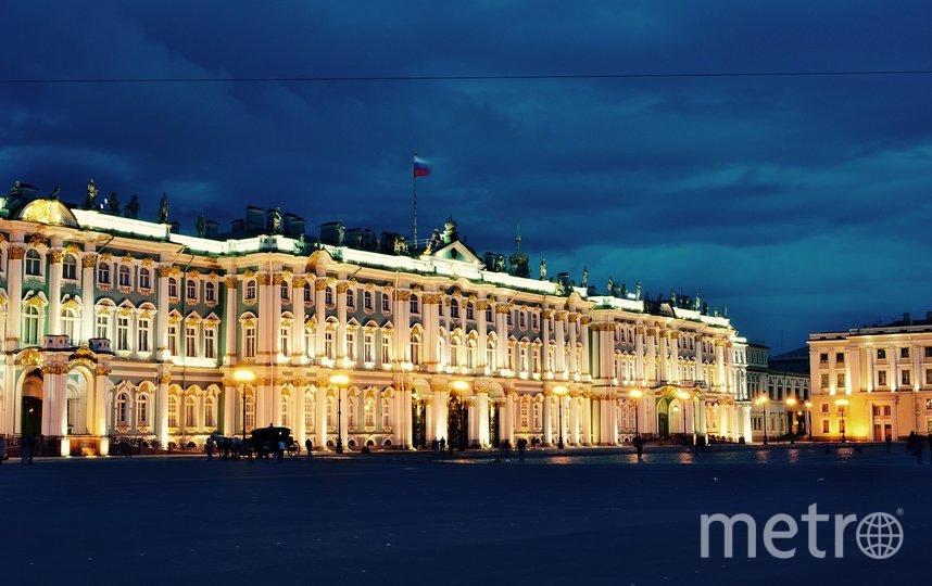 Дворцовая площадь, Санкт-Петербург. Фото pixabay.com