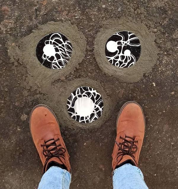 Свеженькие плитки в Москве. Фото Instagram: @ivan_ustie