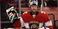 Бобровского трогательно поздравили с юбилеем в НХЛ