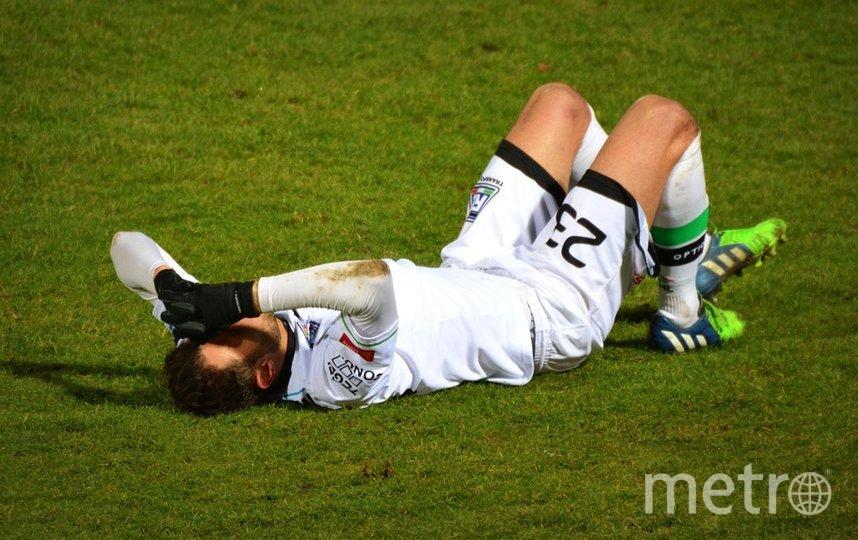Травмы на футбольном поле очень опасны. Фото Pixabay