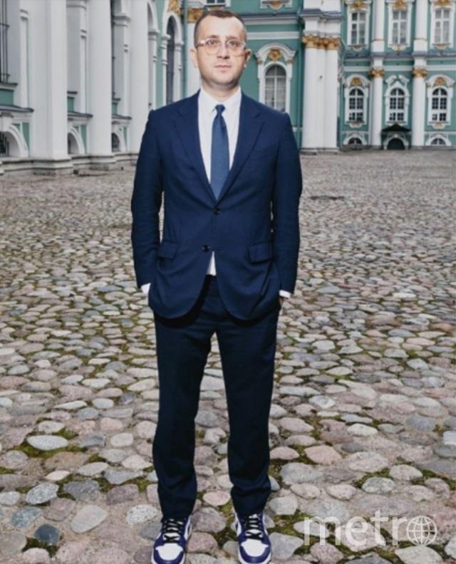 """Борис Пиотровский прокомментировал срыв """"Артдокфеста"""". Фото Instagram: @bpiotrovsky."""