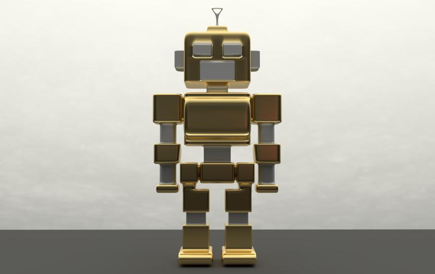 Роботы становятся всё популярнее. Фото pixabay