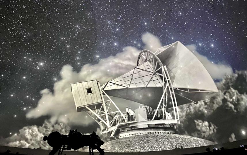 Изучение тёмной материи может привести к другим неожиданным открытиям. Фото предоставлено Марией Смирновой