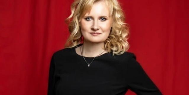Юрист Юлия Цветкова.
