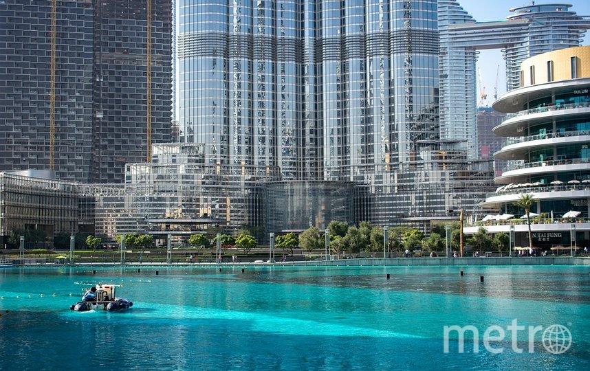 Дубаи. Фото pixabay.com