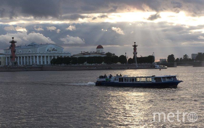 Речные трамвайчики - неотъемлемая часть Петербурга. Фото Pixabay