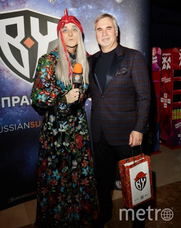 "BABA YAGA взяла интервью у звезд на ""Жара Music Awards"". Фото Предоставлено организаторами"
