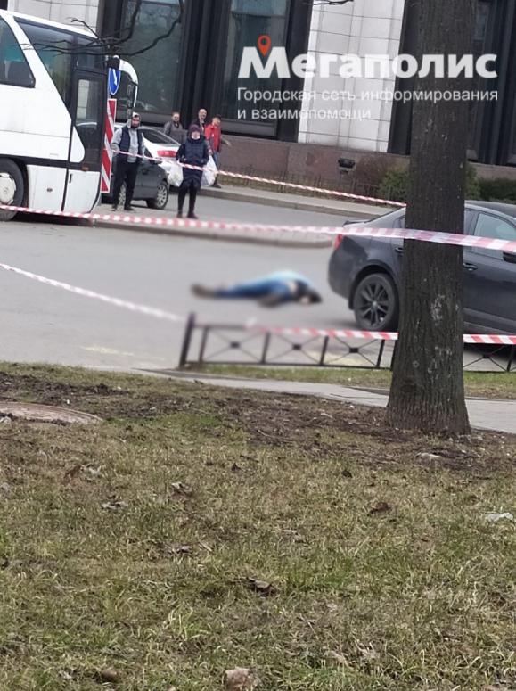 Инцидент произошел возле гостиницы на юге Петербурга. Фото https://megapolisonline.ru/