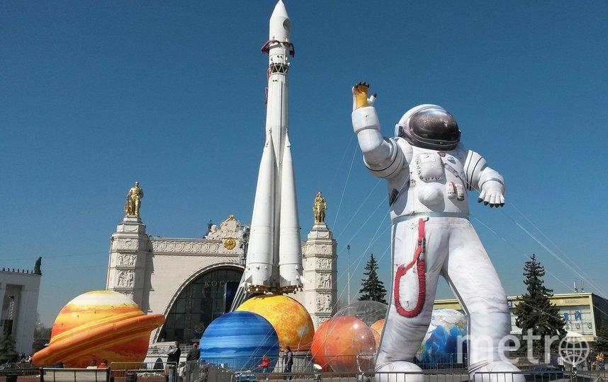 Скоро будет День космонавтики. Фото pixabay