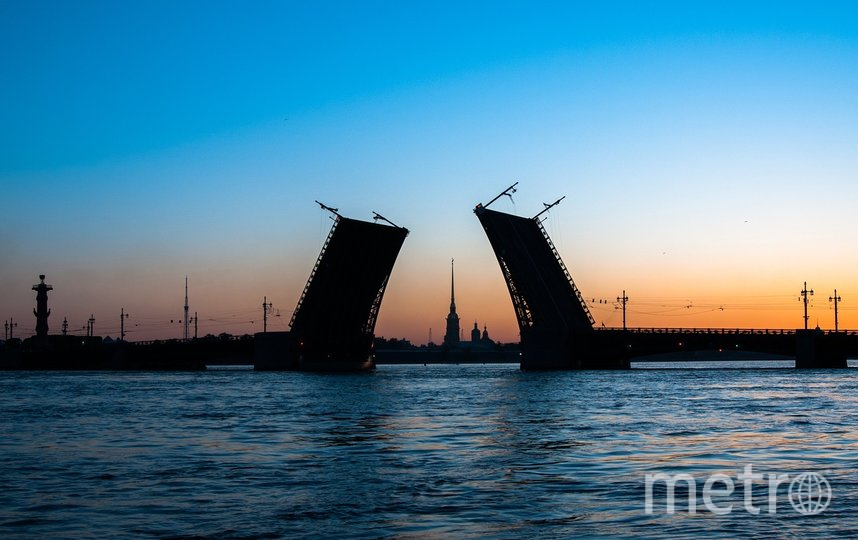 Дворцовый мост. Фото pixabay.com