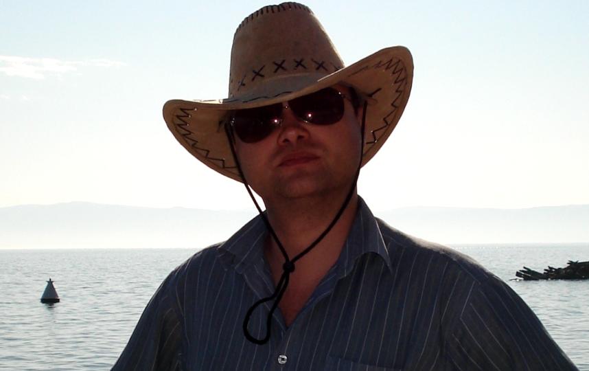 Юрий Горбачук. Фото из личного архива