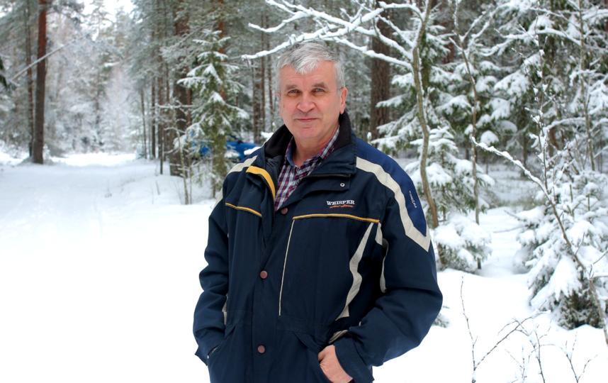 Юрий Троян. Фото из личного архива