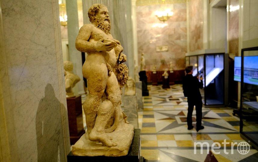 """В Эрмитаж регулярно приходят жалобы на обнаженные произведения искусства. Фото Святослав Акимов, """"Metro"""""""