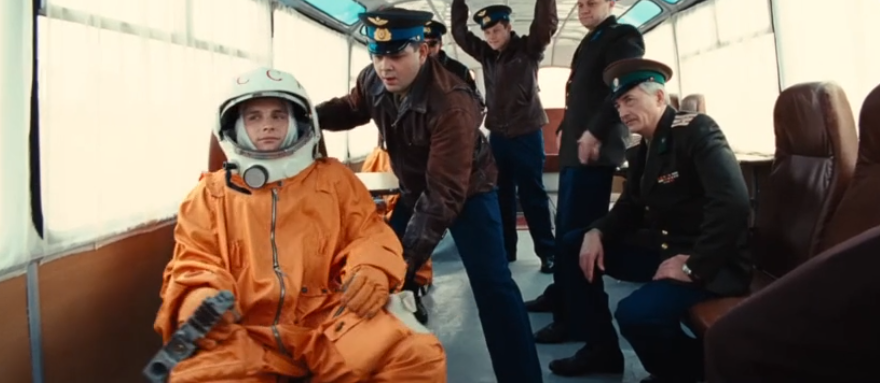 Гагарин. Первый в космосе. Фото Скриншот
