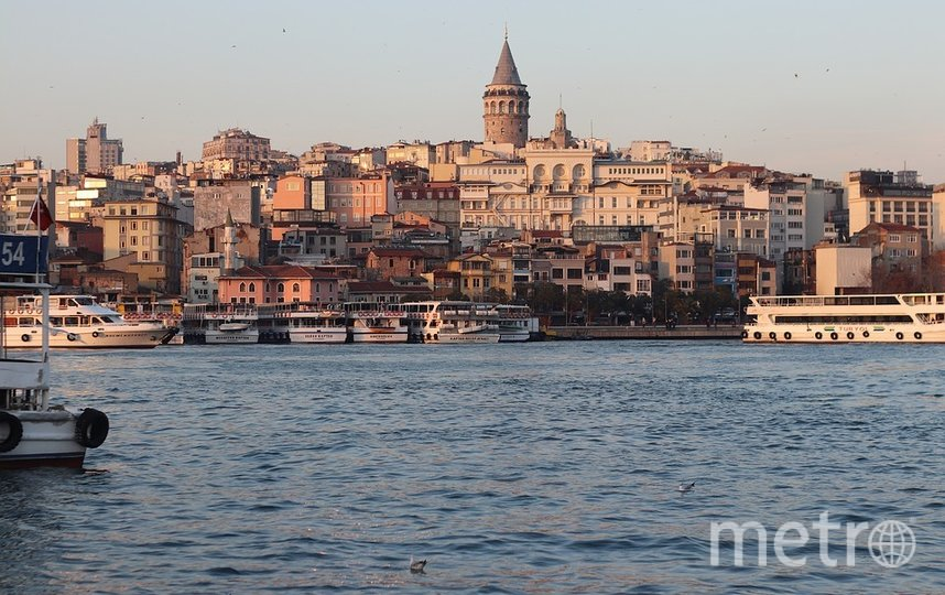 Стамбул. Фото pixabay.com