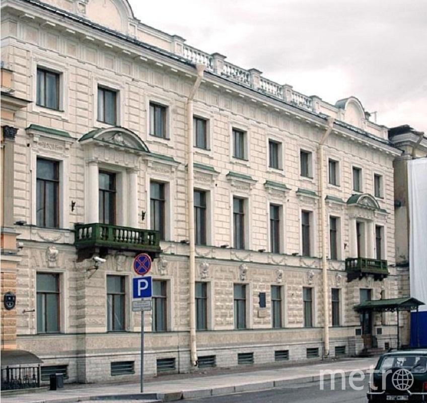 Стоимость здания 1 млрд 250 млн рублей. Фото citywalls.ru.