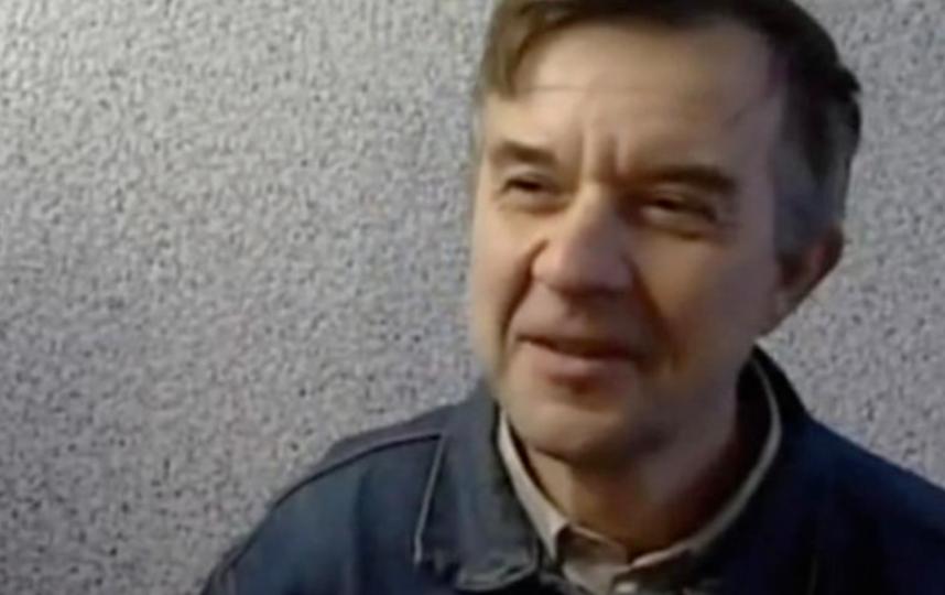 """Виктор Мохов. Фото  скриншот эфира программы """"Пусть говорят""""."""