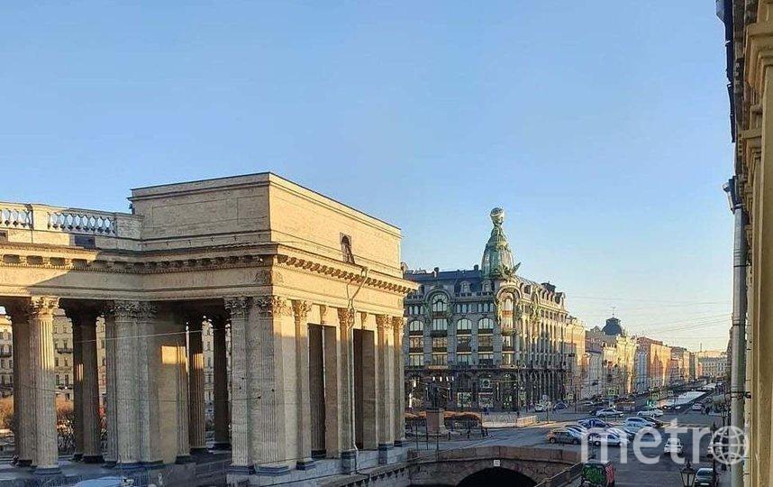 В Петербурге ожидается ясная погода. Фото instagram/travel_chiffa.