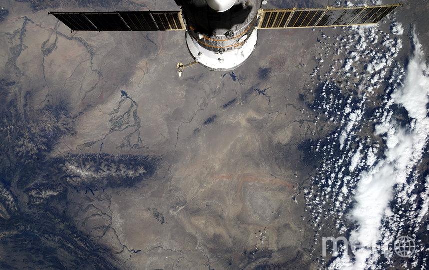 Земля является третьей планетой по счету от Солнца. Фото  Центр подготовки космонавтом им. Ю.А.Гагарина