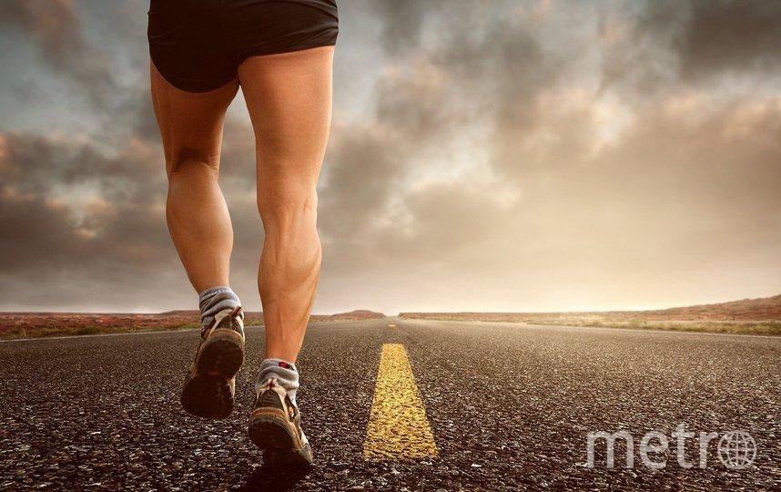 """Москвичи смогут заняться бегом с помощью проекта """"Паркран"""". Фото pixabay.com"""