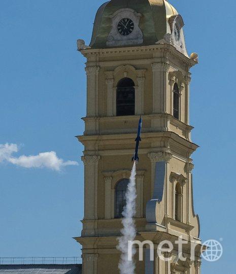 Вес моделей ракет от 30 до 350 грамм. Фото Алена Бобрович.