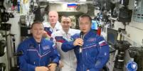 Космонавты обратились к россиянам: какими словами они поздравили страну с 60-летием первого полета человека в космос