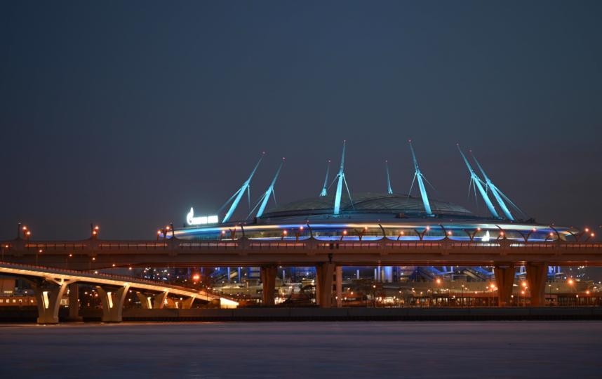 """По задумке проекта стадион должен был выглядеть, как космический корабль. Фото Святослав Акимов, """"Metro"""""""