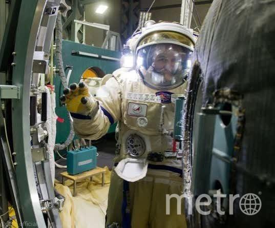 Требований к космонавту много. Фото Insragram: @gctc_official