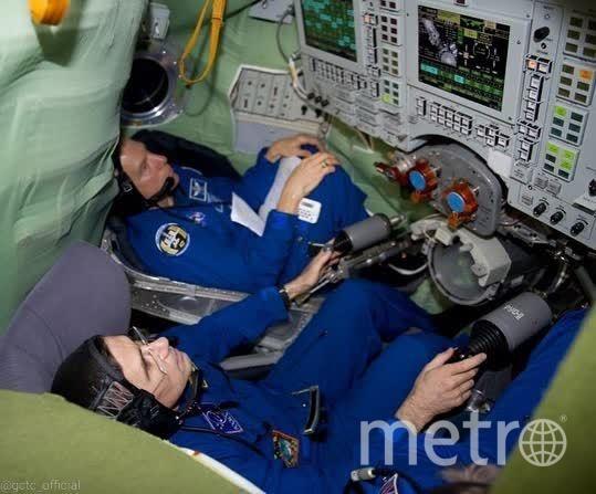 Чтобы отправиться на орбиту, космонавты преодолевают много препятствий на разных этапах подготовки. Фото Insragram: @gctc_official