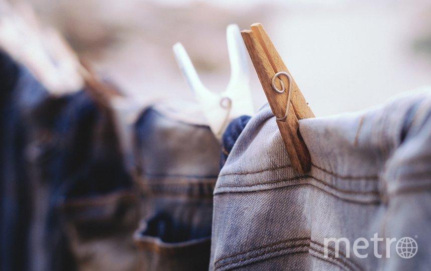 В Петербурге разработали материал, нанося который одежда будет самоочищаться. Фото Pixabay