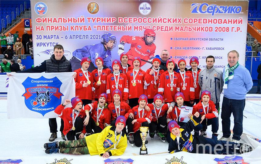 Текущий игровой сезон можно считать практически завершённым: в Кемерове и Ульяновске проходят финальные игры среди ребят 2002–2003 и 2006 г. р. Фото www.rusbandy.ru