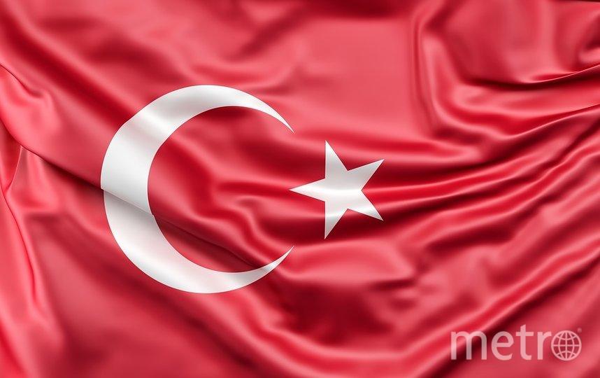 Флаг Турции. Фото Pixabay