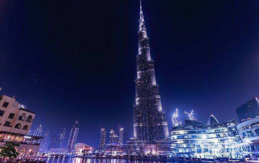 Скандал в Дубае закончился депортацией. Фото Pixabay
