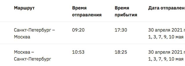 """Скриншот сайта """"РЖД""""."""
