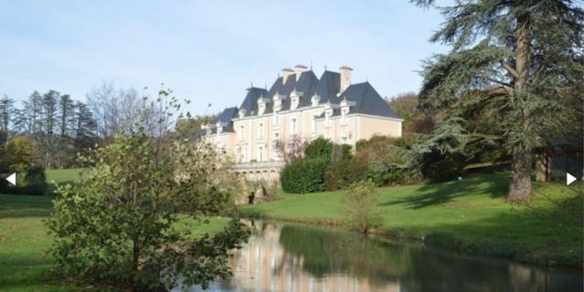 Французский замок.