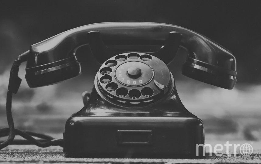 Звонок на телефон 112 может спасти жизнь. Фото pixabay