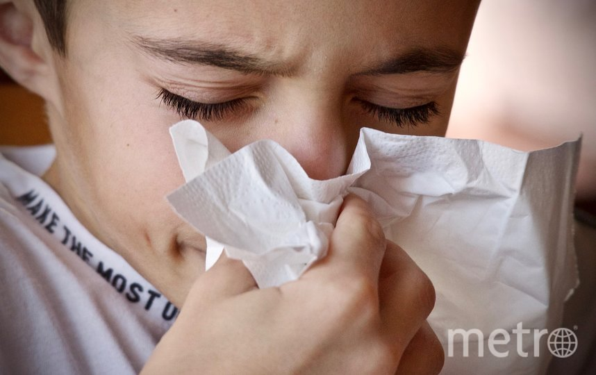Аллергия - довольно частое явление у детей. Фото pixabay