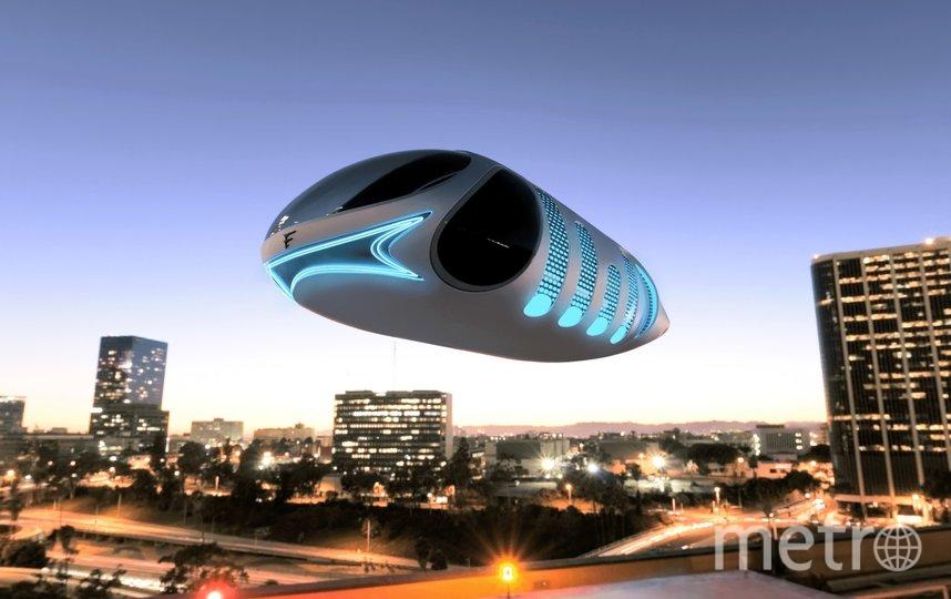 Flyter. Фото Scienex Technology, Предоставлено организаторами
