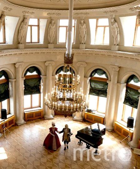 Овальный зал. Фото Алена Бобрович.