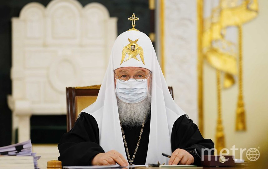 Патриарх Кирилл. Фото https://foto.patriarchia.ru/