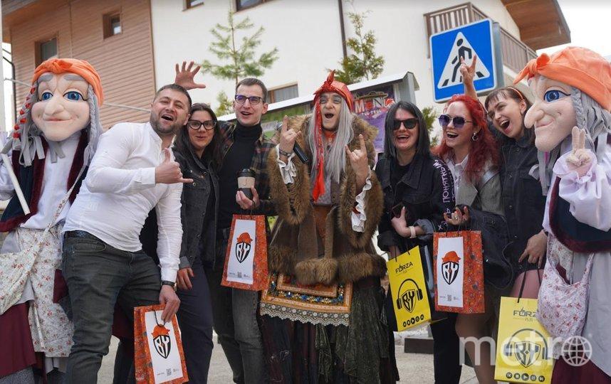 Карнавал BoogelWoogel прошел в Сочи. Фото Предоставлено организаторами