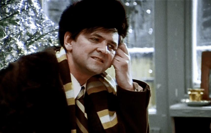 """""""Ирония судьбы"""" была снята в 1975 году. Фото – скриншот видео."""