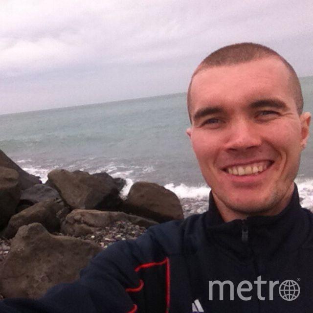 Максим Егоров-Курмыш. Фото instagram.com/kurmish91/.