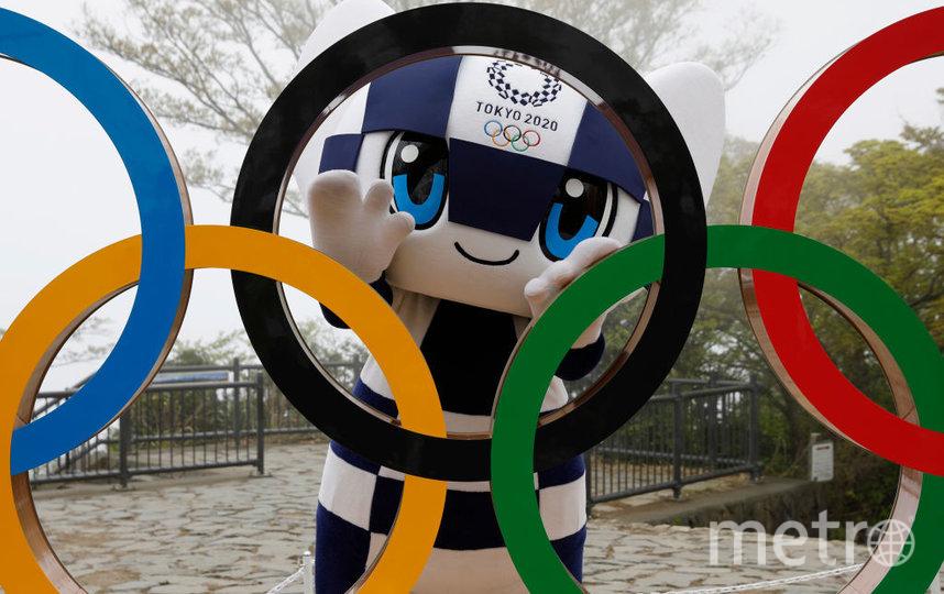 Олимпиада в Токио должна начаться в июле 2021 года. Фото Getty