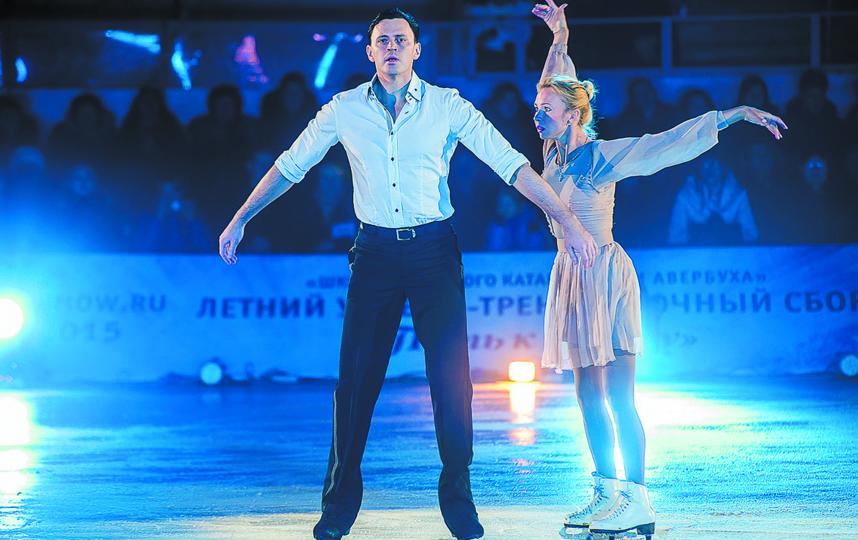 Максим Маринин и Татьяна Тотьмянина. Фото Виктория Поплавская, Предоставлено организаторами