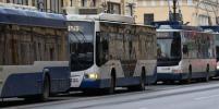Изменение маршрутов троллейбусов в центральном районе Петербурга: с чем связано